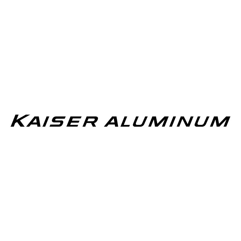 Kaiser Aluminum vector