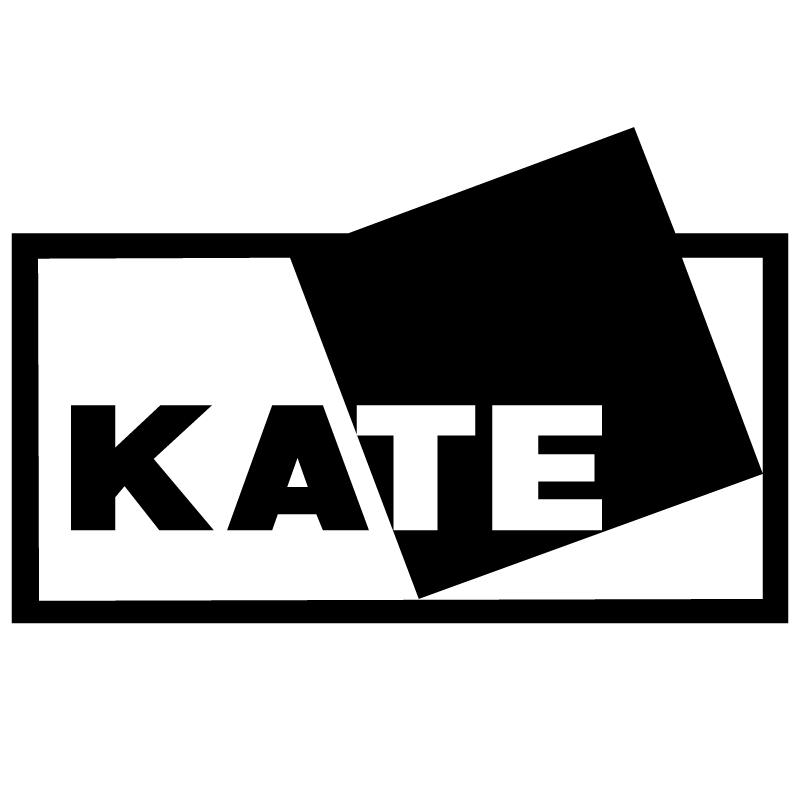 Kate vector logo