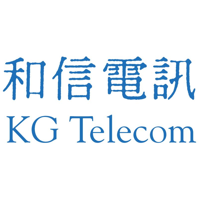 KG Telecom vector logo