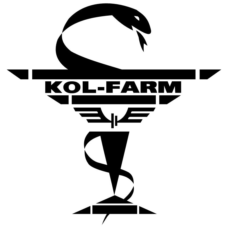 Kol Farm vector logo