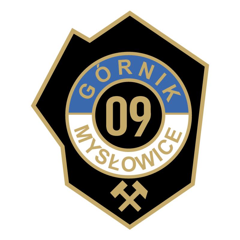 KS Gornik 09 Myslowice vector logo