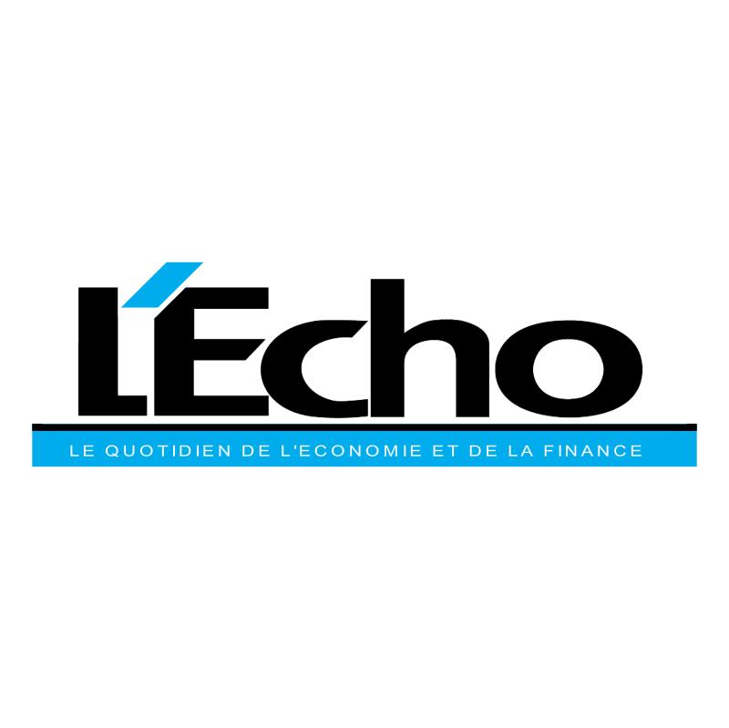 L'Echo vector