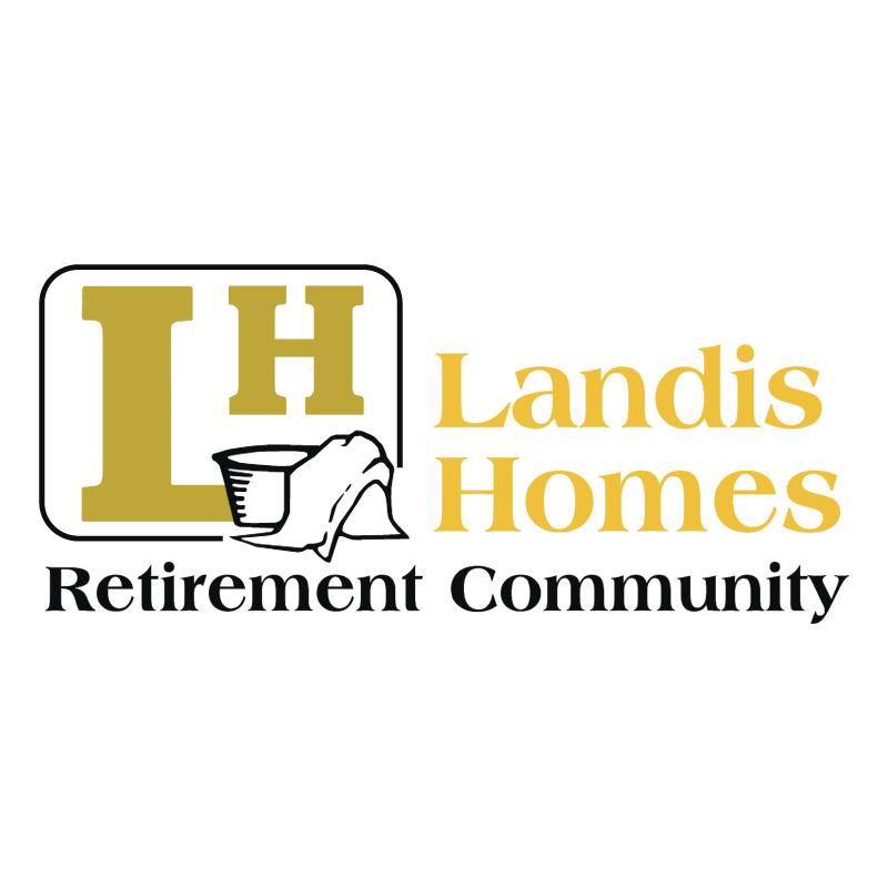 Landis Homes vector