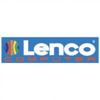 Lenco Computer vector