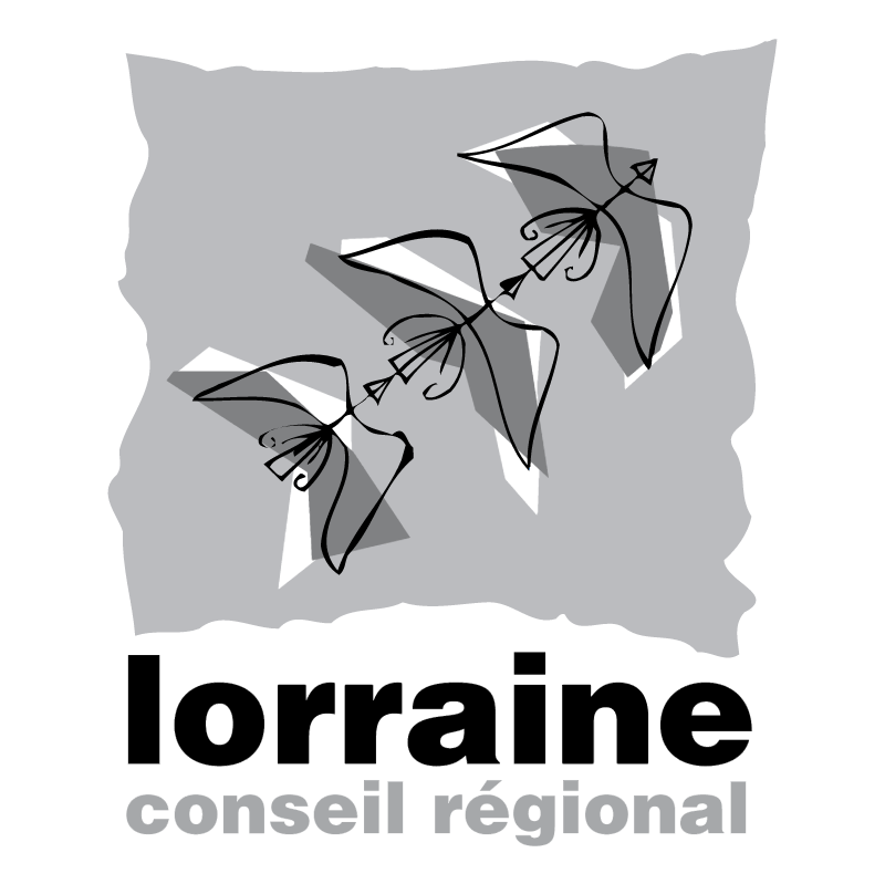 Lorraine Conseil Regional vector