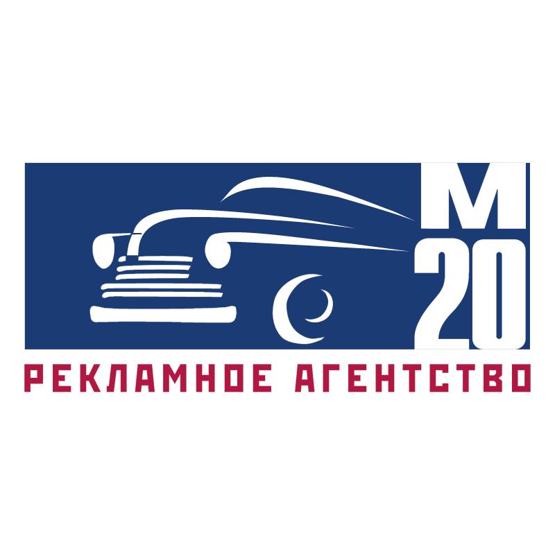 M 20 vector