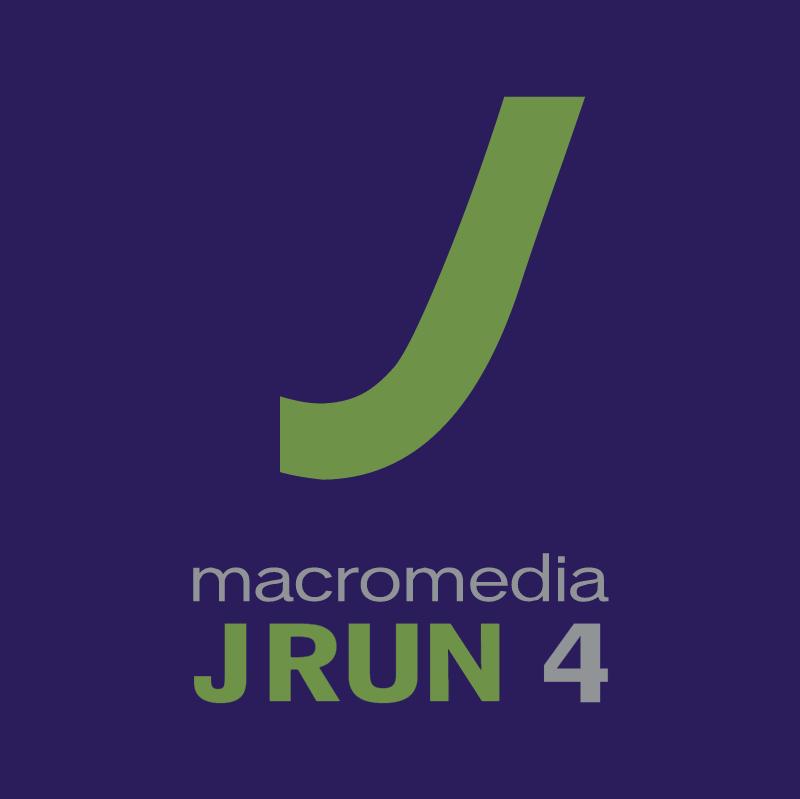 Macromedia JRun 4 vector