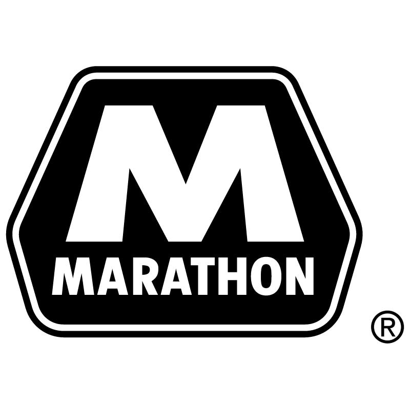 Marathon vector logo