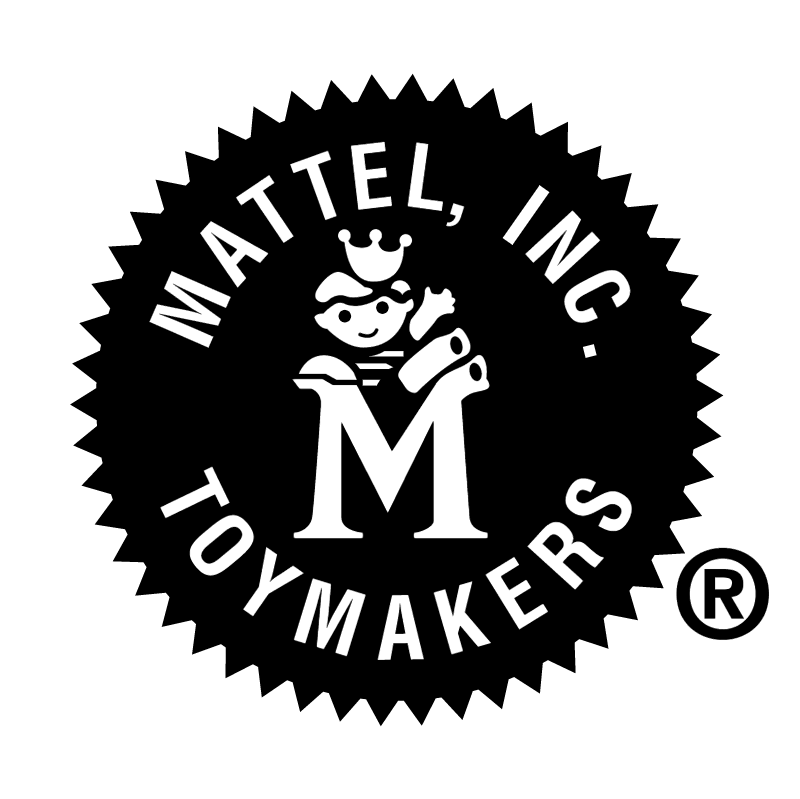 Mattel Toymakers vector