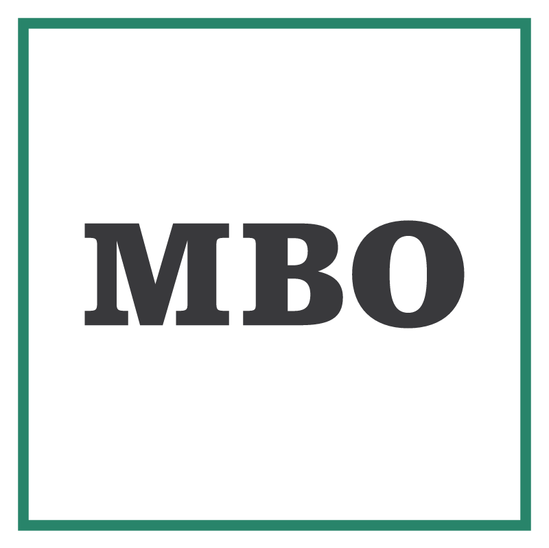 MBO vector logo