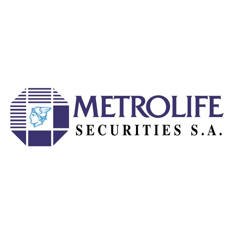 Metrolife Securities vector logo