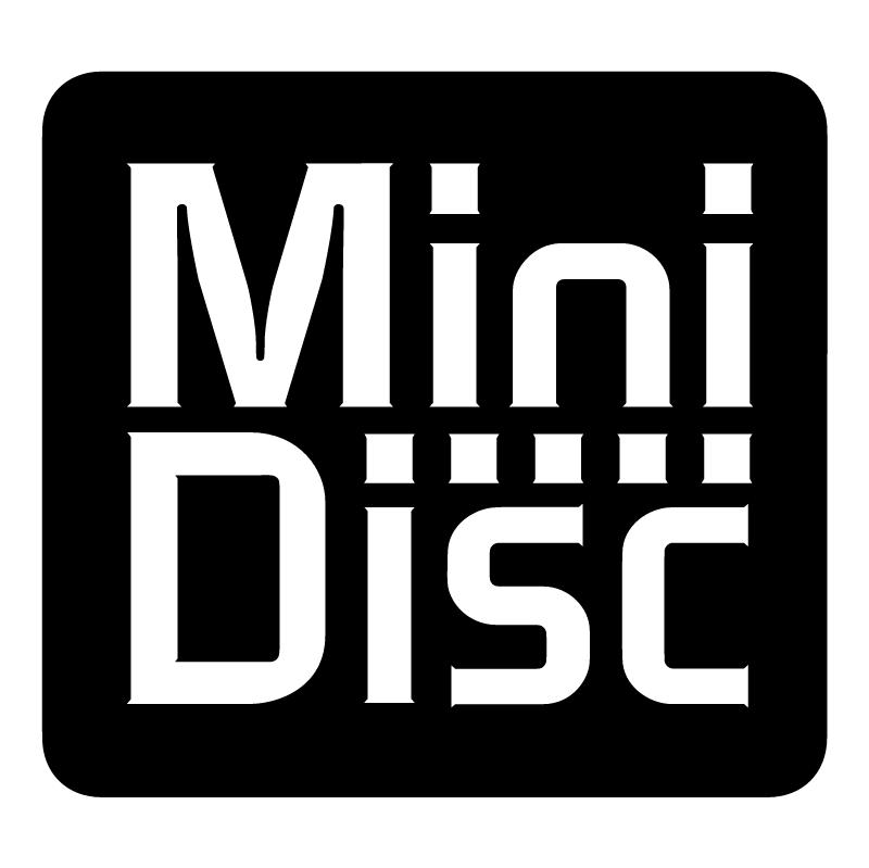 Mini Disc vector