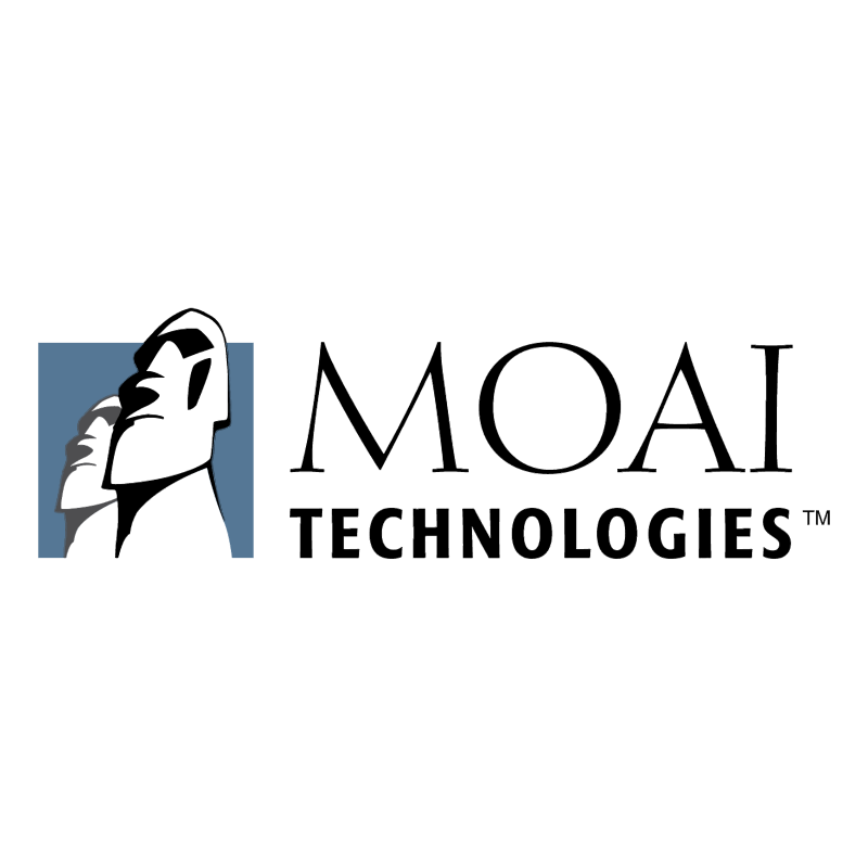 Moai Technologies vector