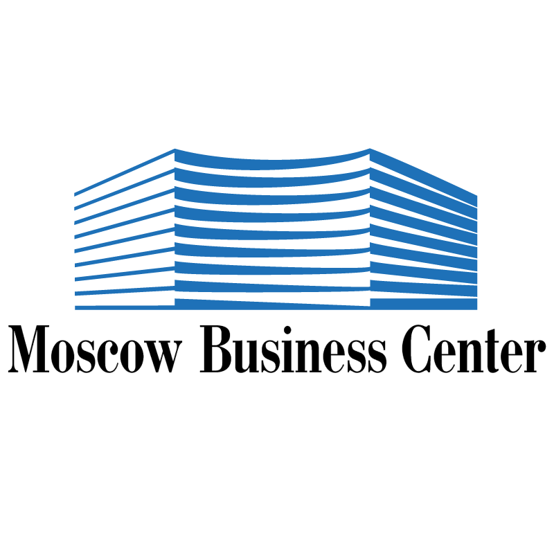 Moscow Business Center vector