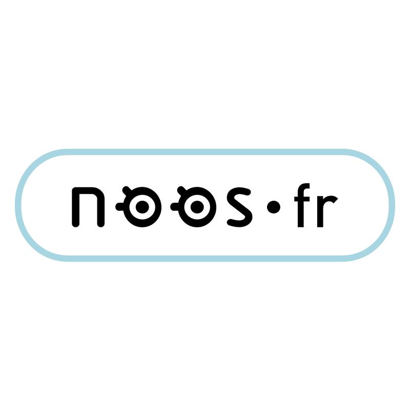 Noos fr vector logo
