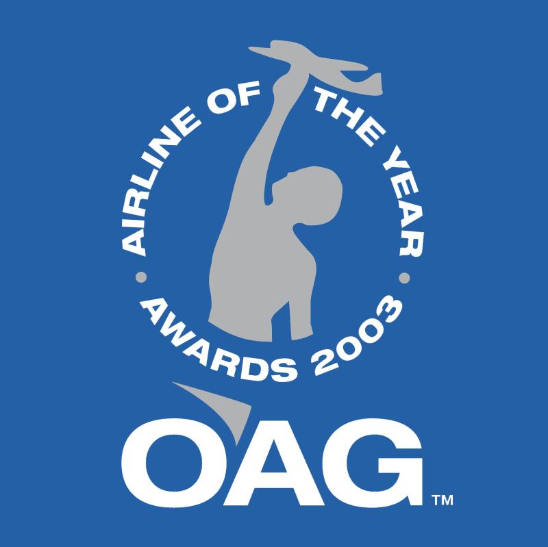 OAG vector logo