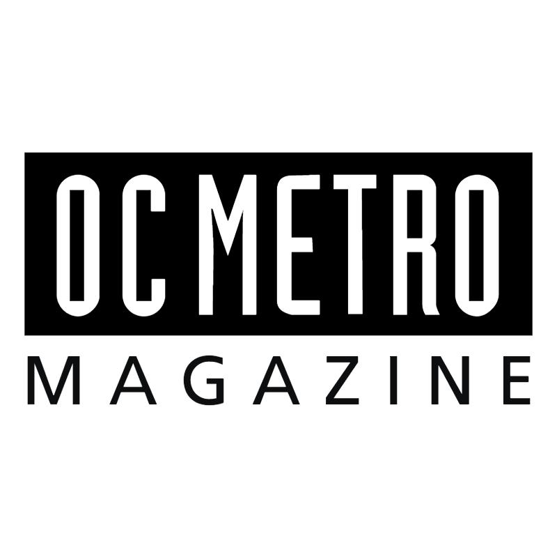 OC Metro vector logo