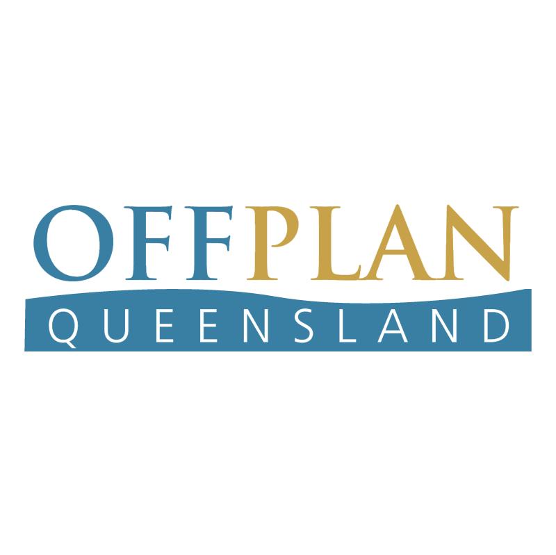 Offplan Queensland vector logo
