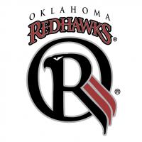 Oklahoma RedHawks vector