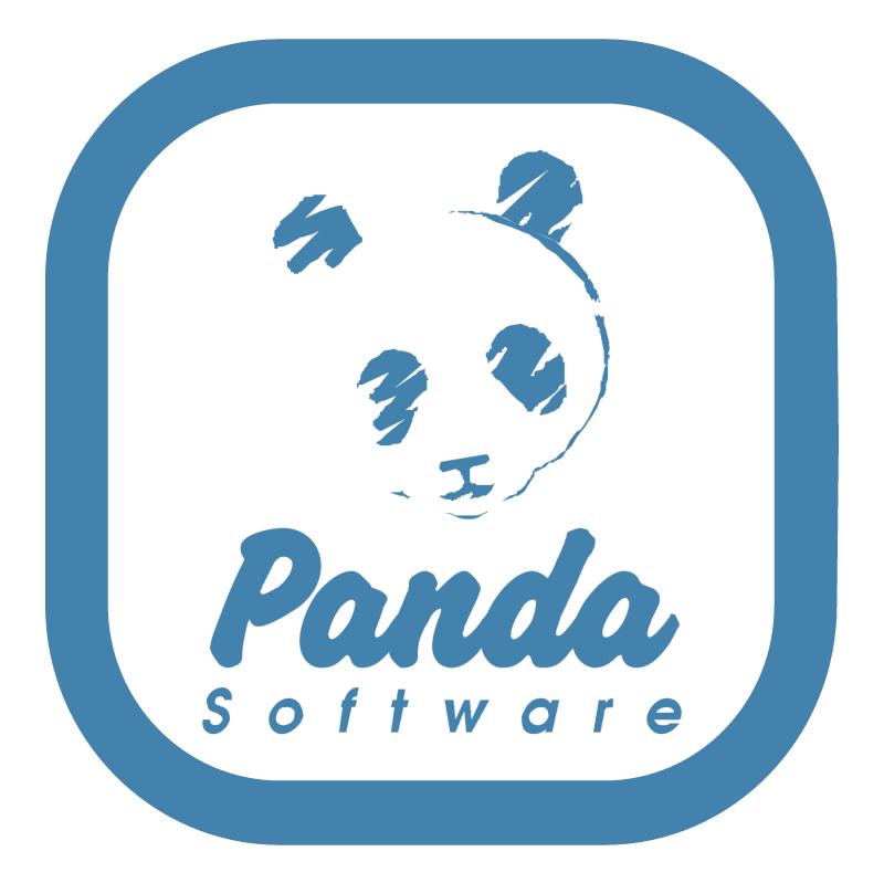 Panda Software vector