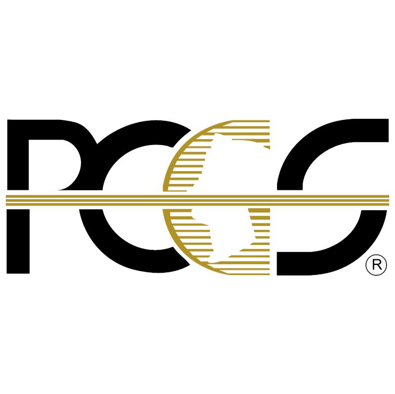 PCGS vector logo