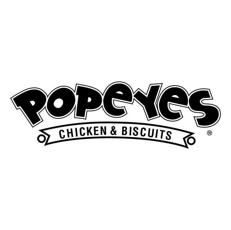 Popeyes vector