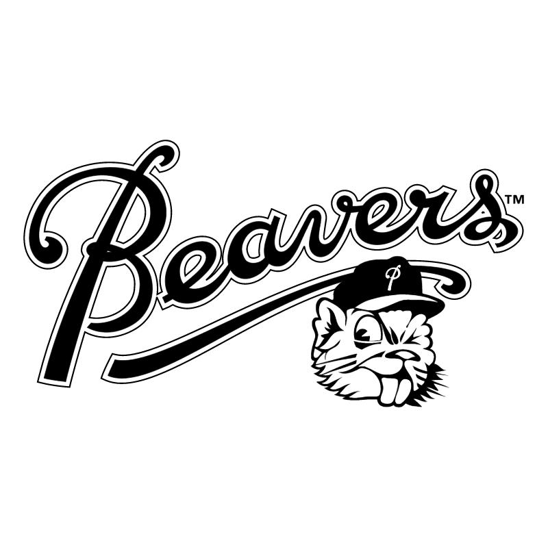 Portland Beavers vector