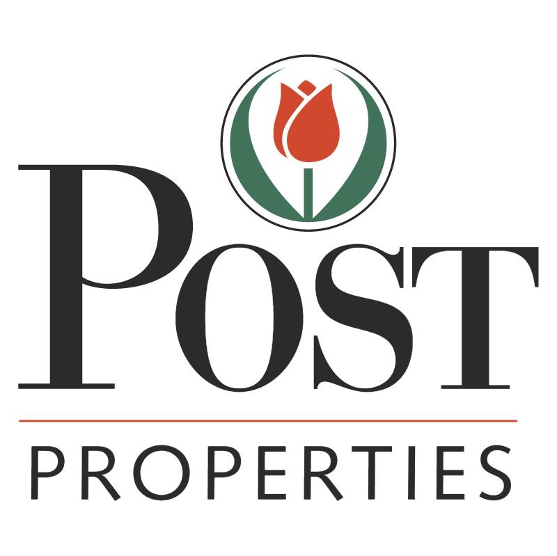 Post Properties vector