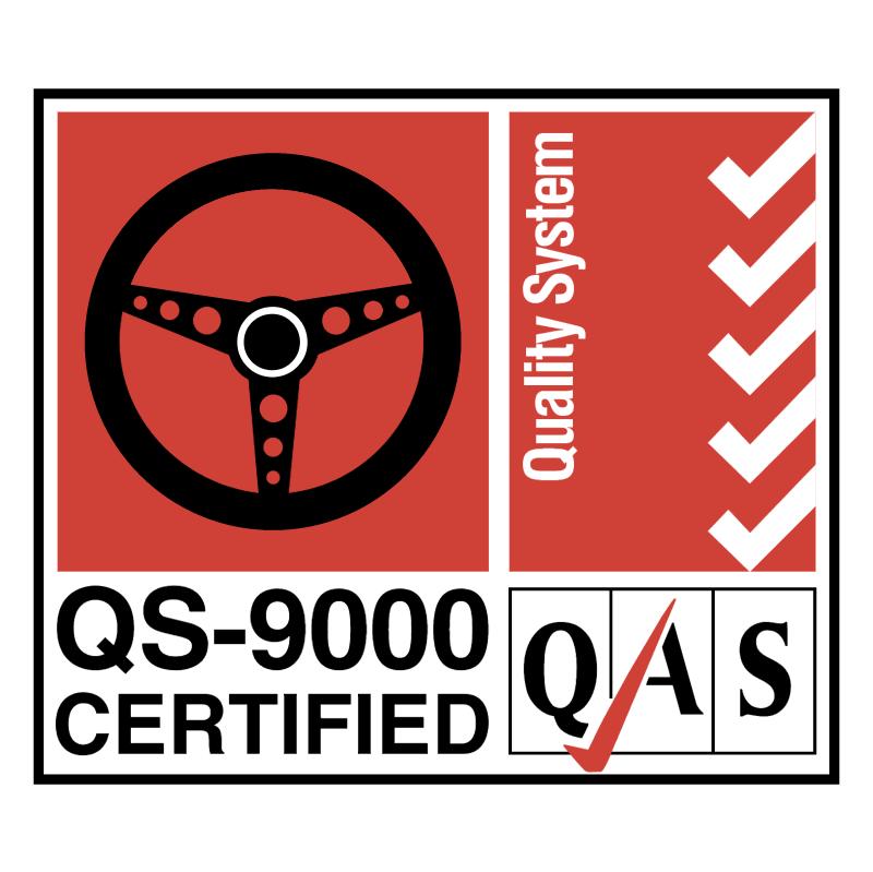 QS 9000 vector