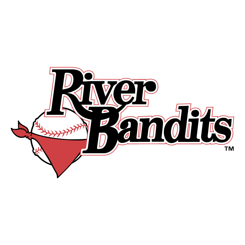 Quad City River Bandits vector