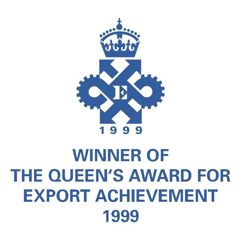 Queen Award For Export Achievement vector