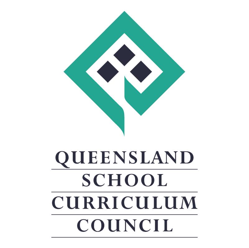 Queensland School Curriculum Council vector