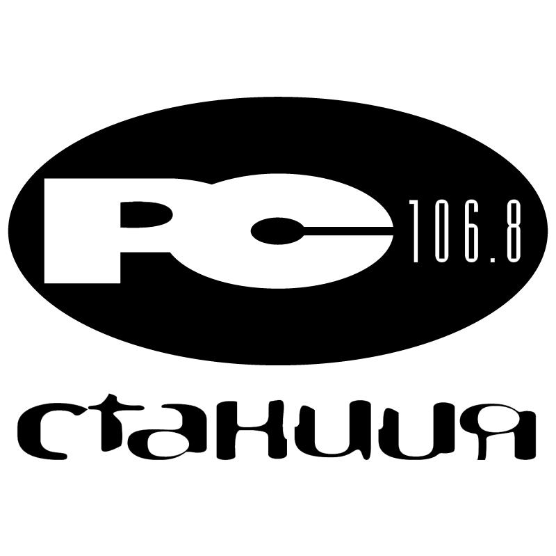 Radio Stanciay 106,8 vector
