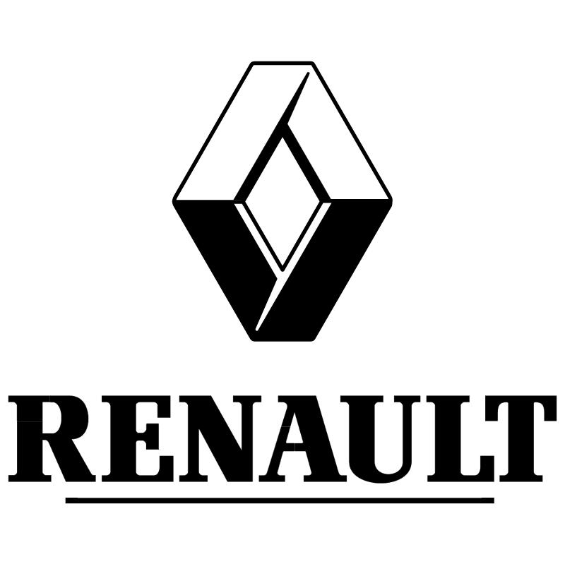 Renault 2 vector