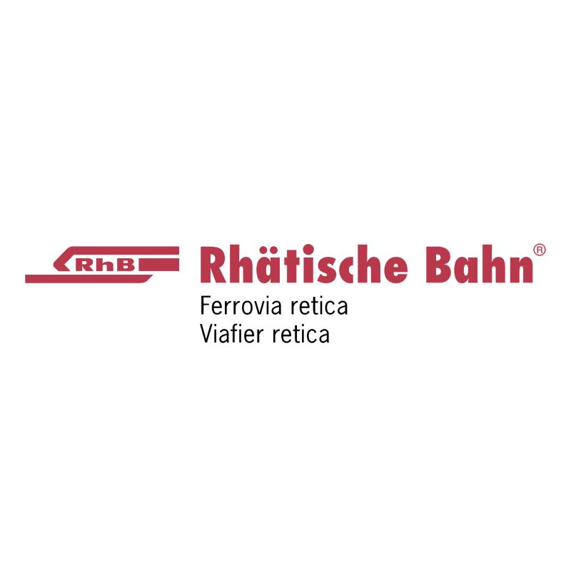 Rhaetische Bahn vector