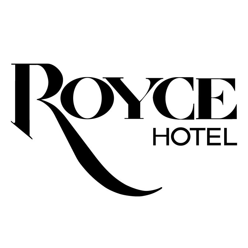 Royce Hotel vector