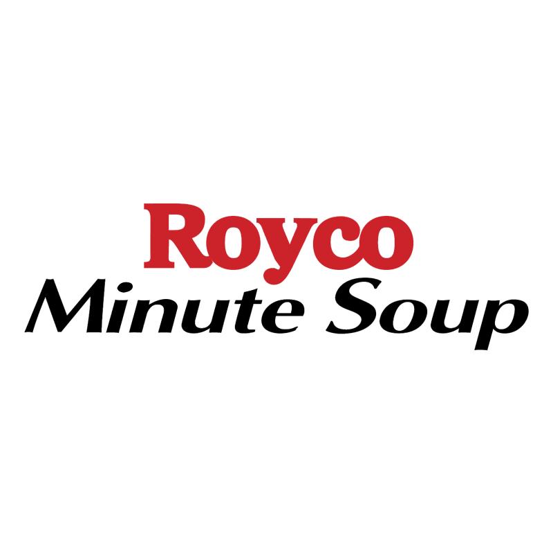 Royco Minute Soup vector logo