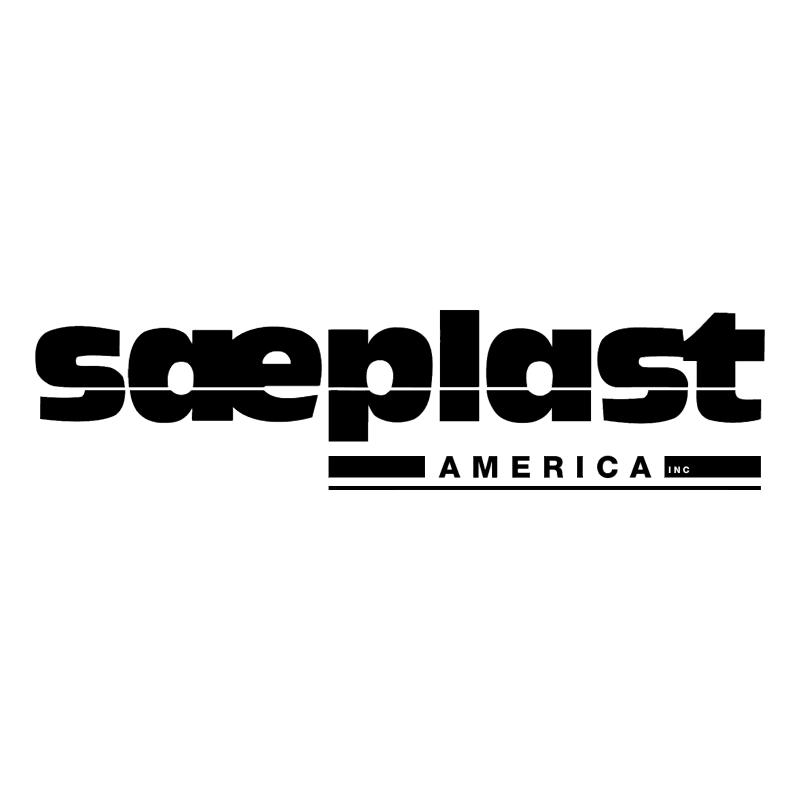 Saeplast vector logo