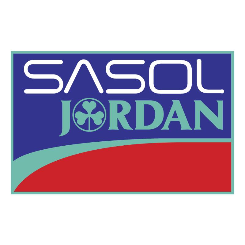 Sasol Jordan F1 vector
