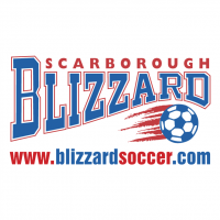 Scarborough Blizzard Soccer vector