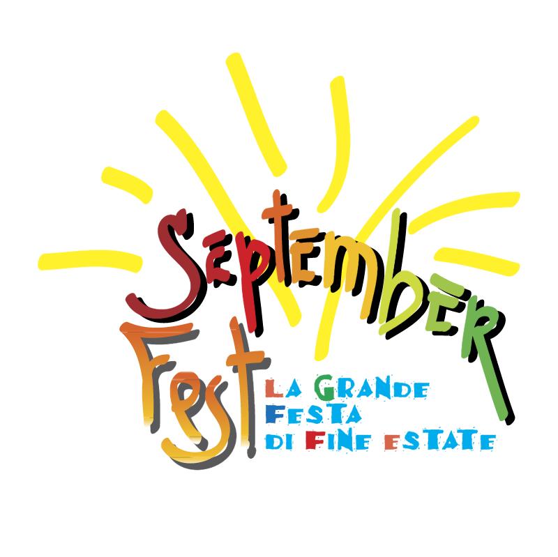 September Fest vector
