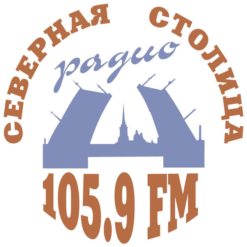 Severnaya Stolitca Radio vector logo