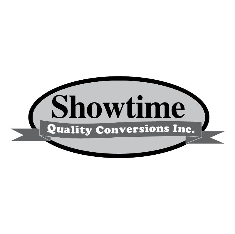 Showtime vector