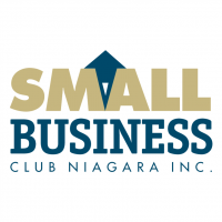 Small Business Club Niagara vector
