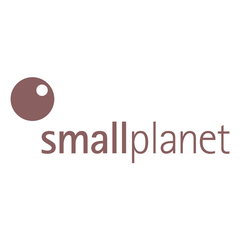 Small Planet Ltd vector