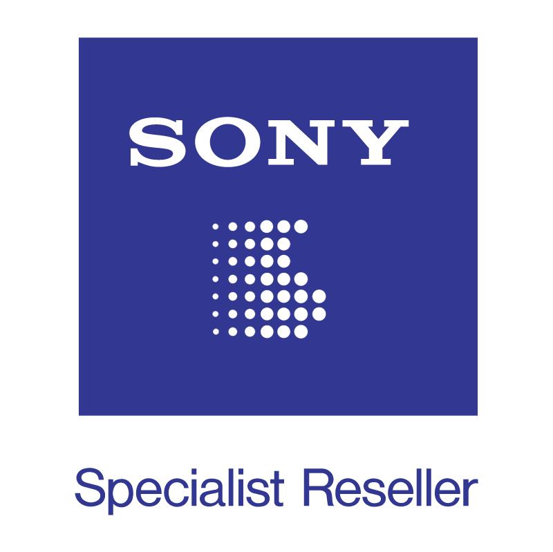 Sony Specialist Dealer vector