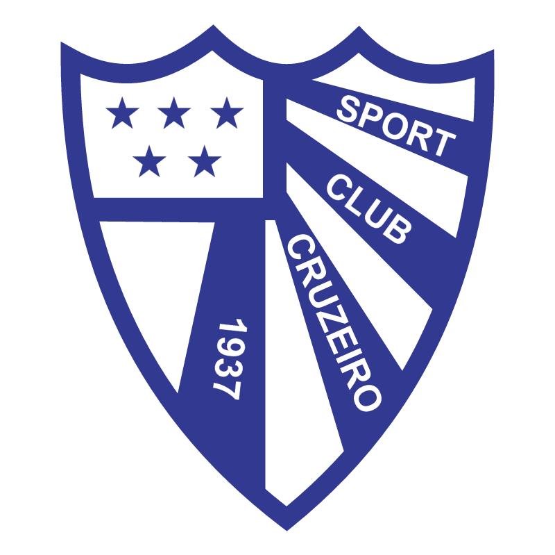 Sport Club Cruzeiro de Sao Borja RS vector