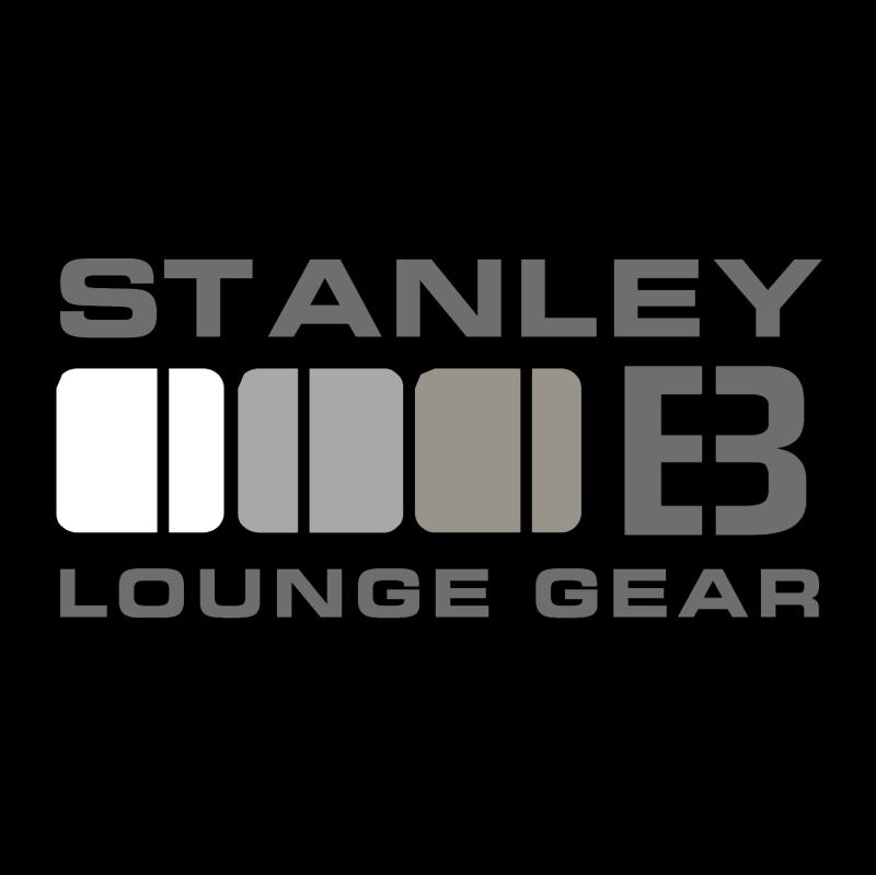 Stanley B vector logo