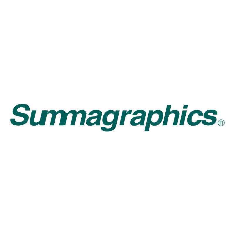 Summagraphics vector