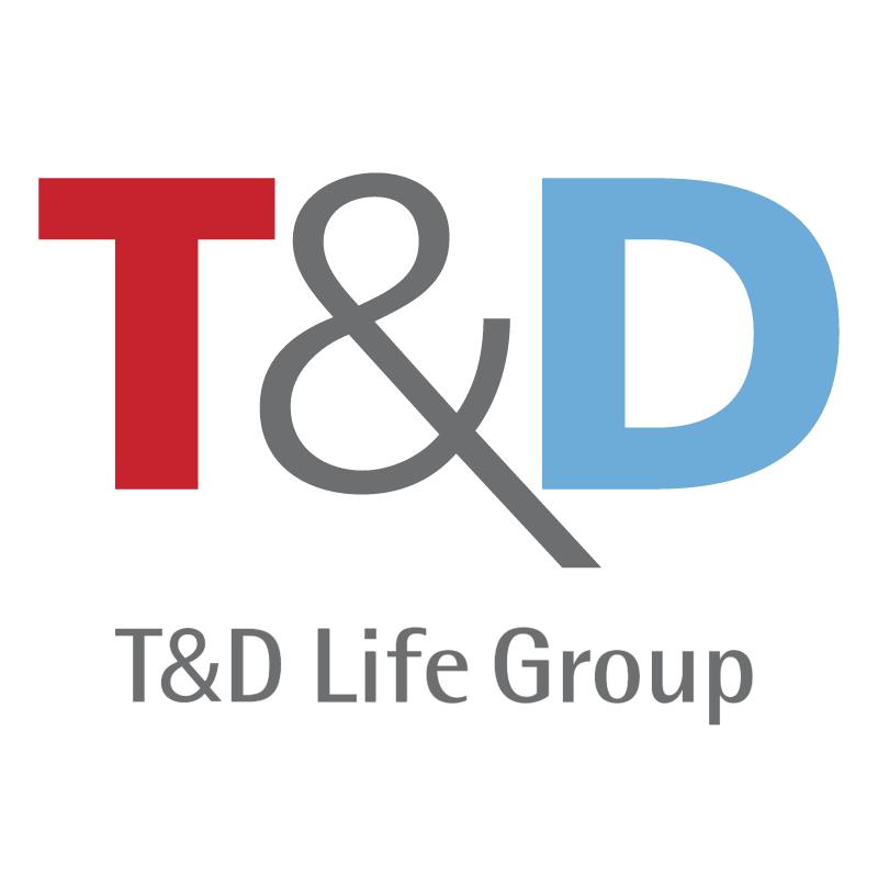 T&D Life Group vector logo